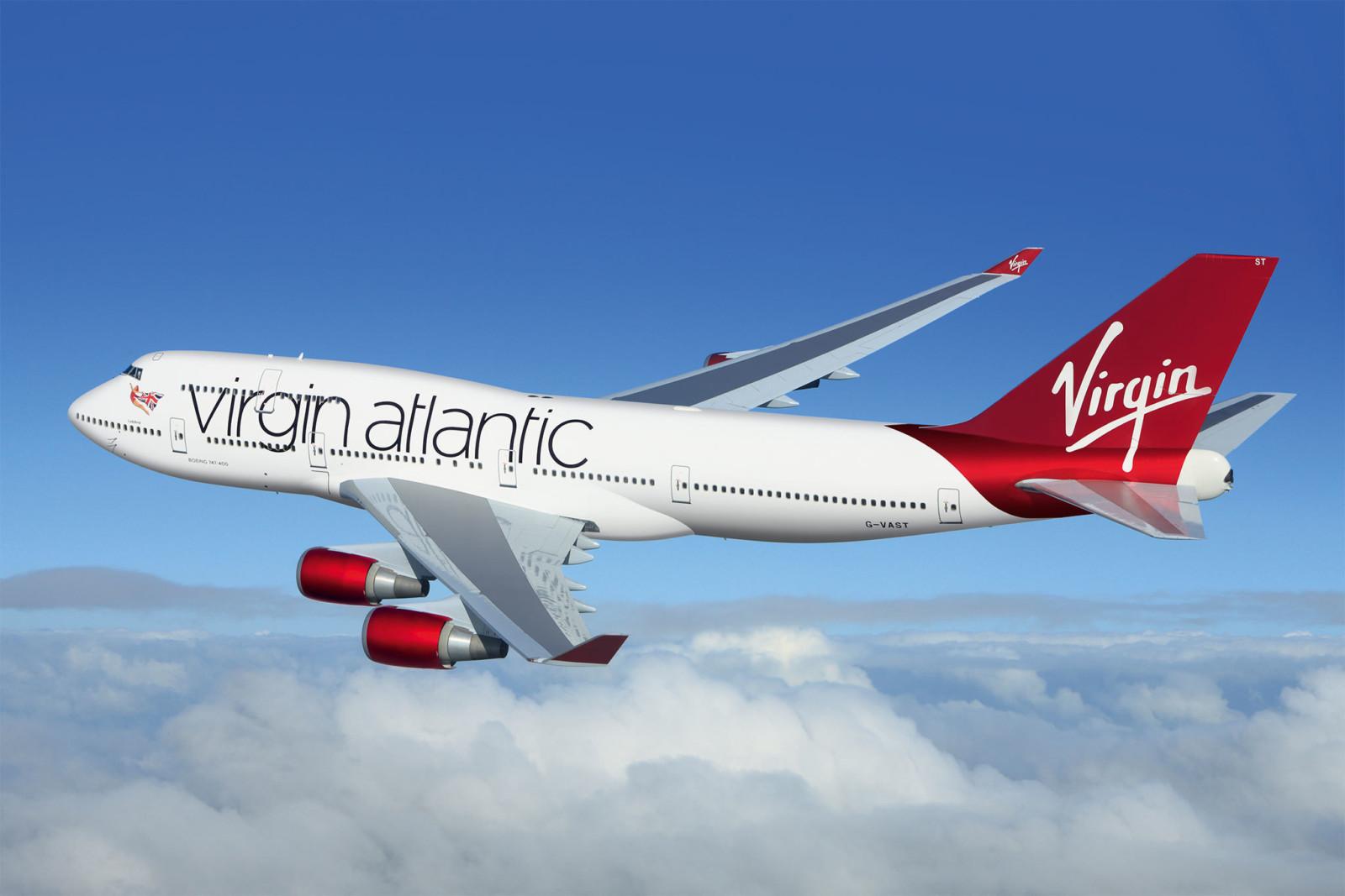 Virgin Atlantic photo