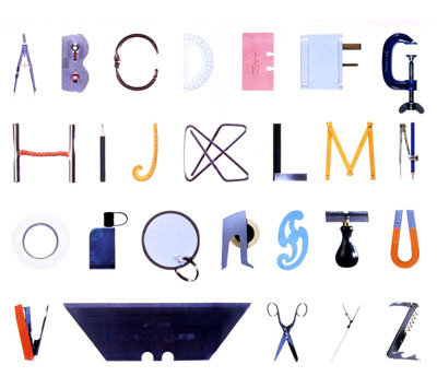 The alphabet that keeps on giving johnson banks and whilst some of the objects might not have stood the test of time b and c for example the idea still looks like it could have been done yesterday altavistaventures Image collections
