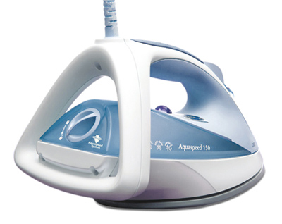 Tefal Aquaspeed Iron Back