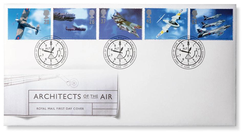 spitfire stamps packaging